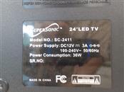 SUPER SONIC Flat Panel Television SC-2411